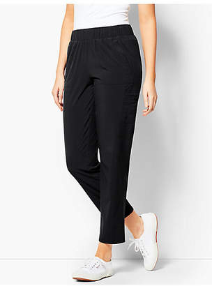 Talbots Stretch Slim Cargo Pant