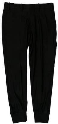 Neil Barrett Virgin Wool Cropped Pants