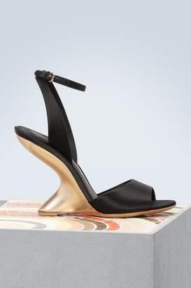 Salvatore Ferragamo Arsina wedge sandals