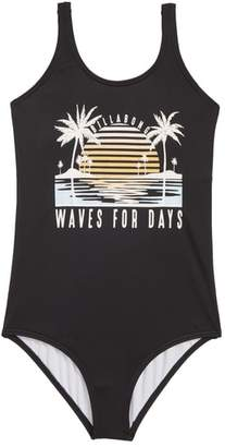 Billabong Waves For Days One-Piece Swimsuit