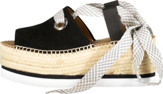 See by Chloe Glyn Lace Up Espadrille