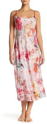 Natori Autumn Print Nightgown $120 thestylecure.com