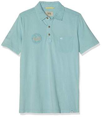248781a2c6 Camel Active Men's Polo 1/2 Jersey Shirt,XXXX-Large