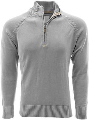 Excalibur Salute 1/4 Zip Sweater