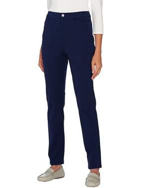 Liz Claiborne New York Bi-Stretch Ankle Pants