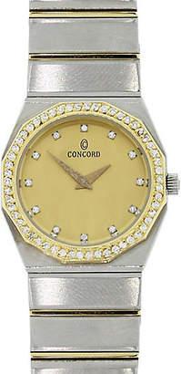One Kings Lane Vintage Concord Mariner Watch - Raymond Lee Jewelers