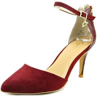Thalia Sodi Womens Vanesssa Pointed Toe Ankle Strap