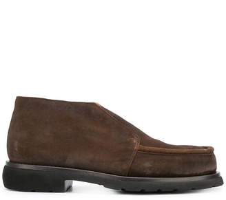 Doucal's laceless slip-on loafers