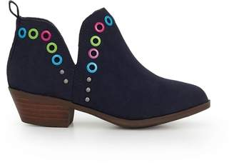 Sam Edelman Girls Petty Louise Ankle Bootie