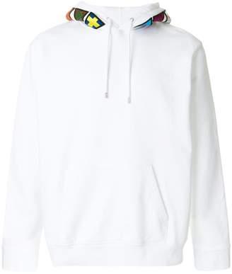 Marcelo Burlon County of Milan Flags hoodie