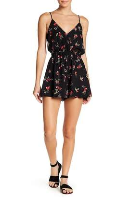 Show Me Your Mumu Olympia Cherry Patterned Romper