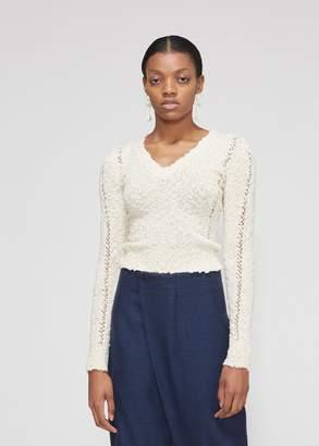 Rachel Comey Aldum Back to Front Knit