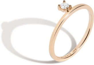 AUrate New York Floating Diamond Ring