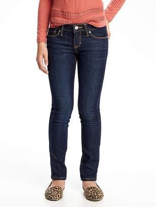 Old Navy Dark-Wash Skinny Jeans for Girls