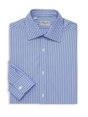 Charvet Classic-Fit Stripe Dress Shirt