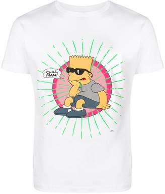 Off-White Bart print T-shirt