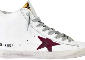 Golden Goose Francy High-cut Sneakers