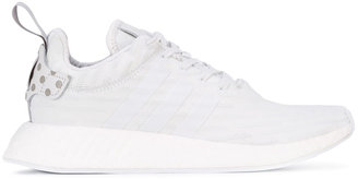 Adidas NMD_R2 Primeknit trainers $138.53 thestylecure.com