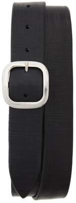 Orciani Bull Flame Leather Belt