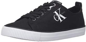 Calvin Klein Jeans Women's Dora Fashion Sneaker $25.32 thestylecure.com