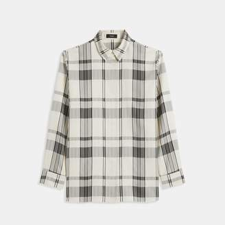 Plaid Classic Menswear Shirt