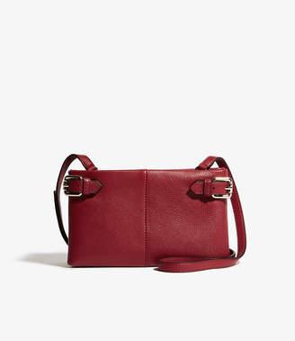 a939e769e683 at Karen Millen · Karen Millen Leather Cross-body Bag