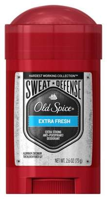 Old Spice Hardest Working Collection Sweat Defense Extra Fresh Antiperspirant and Deodorant - 2.6oz