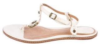 Frye Leather Thong Sandals