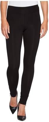 Nic+Zoe Cozy Zipper Leggings Women's Casual Pants