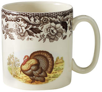"Spode Woodland"" Turkey Mug"