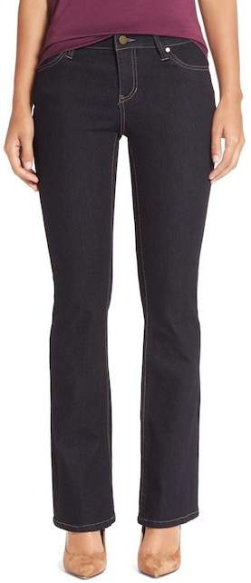Liverpool Jeans Co Lucy Stretch Bootcut Jeans (Indigo) (Petite)