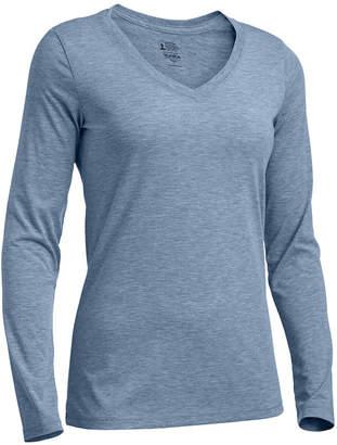Ems Women's Techwick Vital Long-Sleeve V-Neck T-Shirt