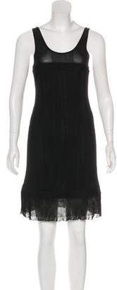 Chanel Sleeveless Shift Dress