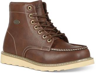 Lugz Roamer Hi Men's Moc-Toe Boots