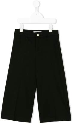 Dondup Kids wide-legged trousers