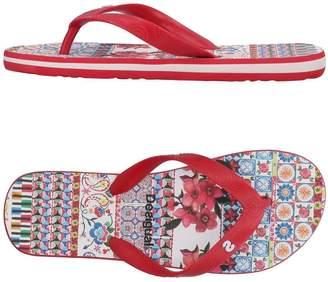 Desigual Toe strap sandals - Item 11481179NX