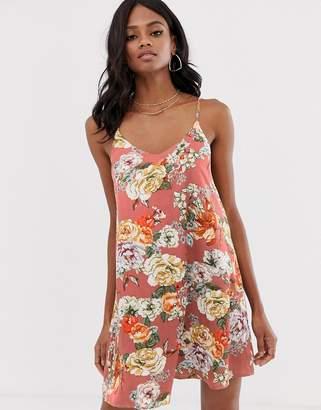 UNIQUE21 strappy back cami dress