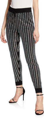RtA Finn Embellished Jogger Sweatpants