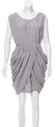 Camilla And Marc Sleeveless Draped Dress