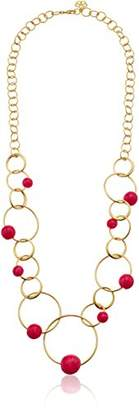 Trina Turk Hollywood Hills Link Strand Necklace