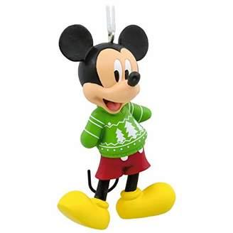 Hallmark Disney Mickey Mouse Christmas Sweater Ornament