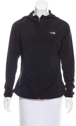 The North Face Hooded Zip-Up Sweatshirt