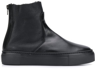 AGL flat ankle boots