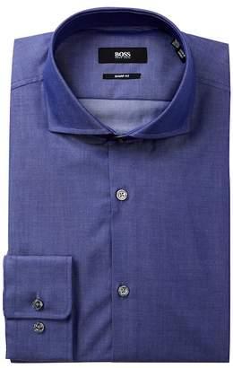 BOSS Mark Extra Slim Fit Dress Shirt