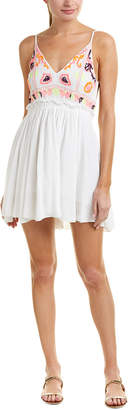 Raga Sunset Canyon Shift Dress
