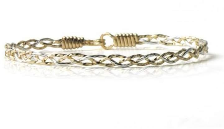 Ronaldo Designer Jewelry Ronaldo Intertwined Bracelet