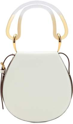 Marni Melville Leather Shoulder Bag