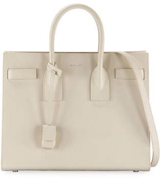 Saint Laurent Sac de Jour Small Smooth Leather Satchel Bag