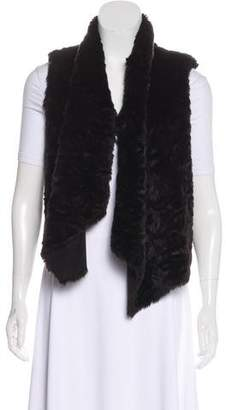 The Kooples Faux Fur Vest