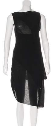 CNC Costume National Sleeveless Midi Dress w/ Tags